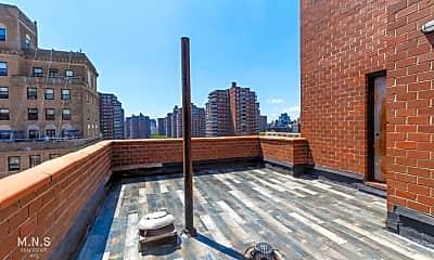 Patio / Deck, 345 W 30th St PH-D, 0