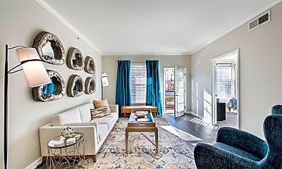 Living Room, ArtWalk CityCenter, 1