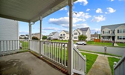 Patio / Deck, 807 Louisiana St, 1