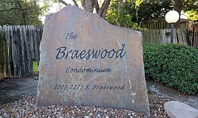 The Braeswood Condominium, 1