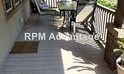 Patio / Deck, 851 Gardendale St, 1