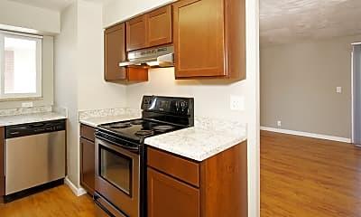 Kitchen, Peri Apartments, 2