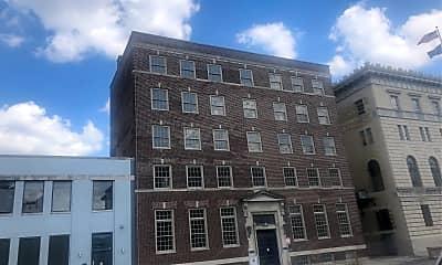 Blue Triangle Residence Hall, 0