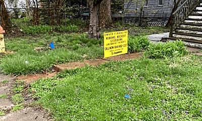 Community Signage, 1018 E Virginia Ave, 1