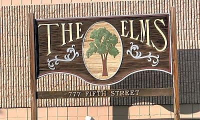 The Elms, 1