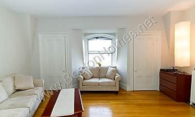 Living Room, 20 Commonwealth Avenue, 1