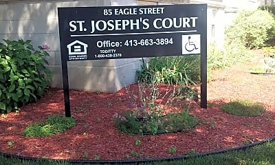 Saint Josephs Court Apartments, 1