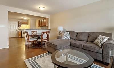Living Room, 2416 SW G Ave, 1
