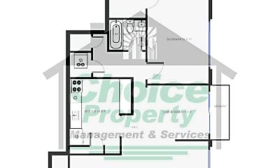 Patio / Deck, 503 N Armistead St, 2