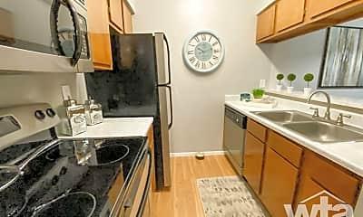 Kitchen, 1003 Justin Lane, 2