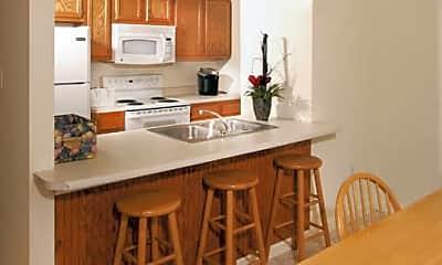 Kitchen, Copper Beech, 0