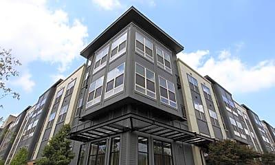 Building, Citron Apartments, 1
