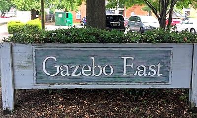 Gazebo East Apartments, 1