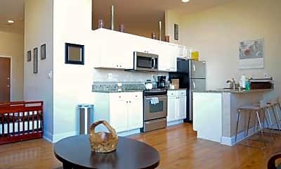Kitchen, 315 Arch St 506, 0