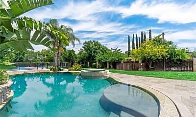 Pool, 22953 W Oxnard St, 0