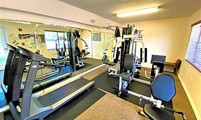 Fitness Weight Room, 820 Del Rio Way 401, 2