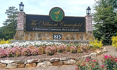 The Villas at Canterfield, 1