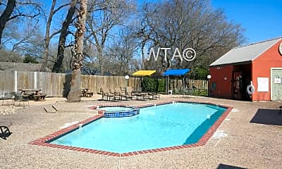 Pool, 714 Turtle Creek Blvd, 2