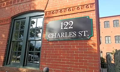 Charles St Place Apartments, 1