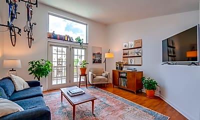 Living Room, 420 Elysian Fields Rd, 2