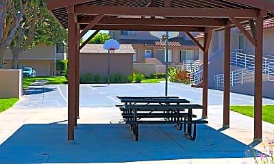 Recreation Area, Surfside Villas, 2
