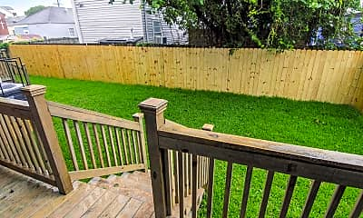 Patio / Deck, Room for Rent - Beautiful Home in Downtown, 2