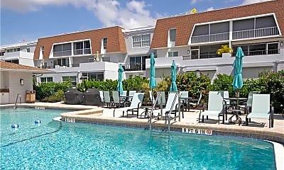 Pool, 4200 Belair Ln 205, 0