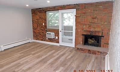 Living Room, 625 N Pennsylvania St #307, 1