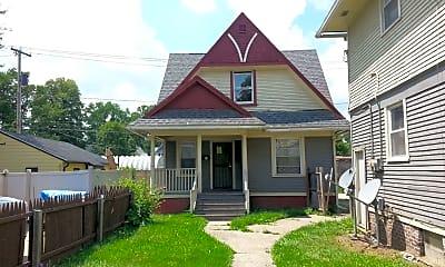 Building, 3241 N Detroit Ave, 1