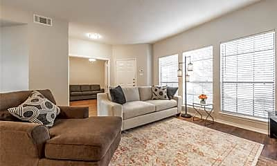 Living Room, 3101 Townbluff Dr 1013, 1