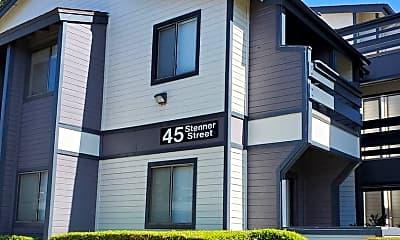 Building, 45 Stenner St, 0