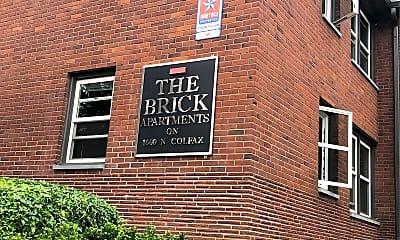 The Brick Apartments, 1