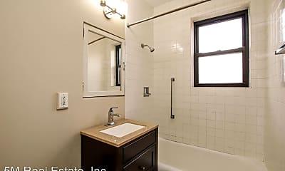 Bathroom, 1623-25 W. Grace St., 2