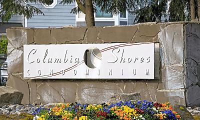 Community Signage, 1475 SE Columbia Way, 1