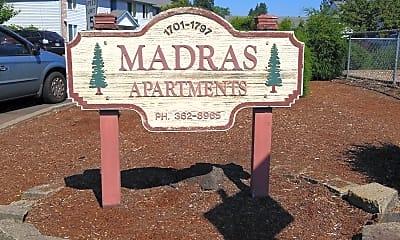 Madras Apartments, 1