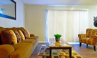 Living Room, Alamo Estates, 1