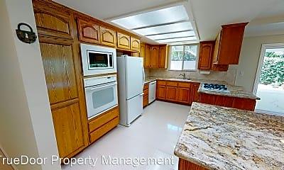 Kitchen, 4715 School St, 1