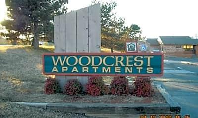 Woodcrest Apartments, 0