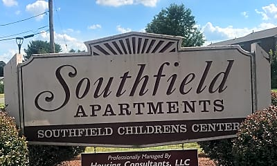 Southfield Apartments, 1