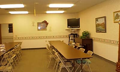 Dining Room, Rotary Commons, 2