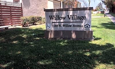 Willow Village, 1