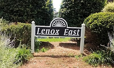 Lenox East, 1