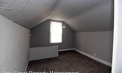 Bedroom, 1009 W 10th St, 2