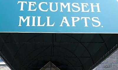 Tecumseh Mill Apts., 1