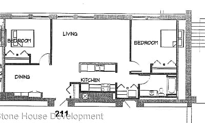 Kitchen, 708 Fulton St, 2