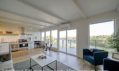 Living Room, 1055 Gilbert St, 0
