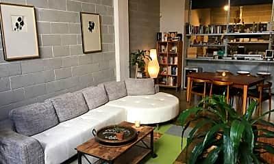 Living Room, 391 Tehama St, 0