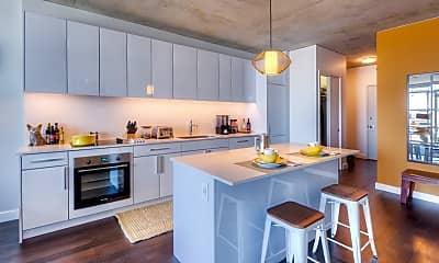 Kitchen, 220 W Illinois St 1603, 1