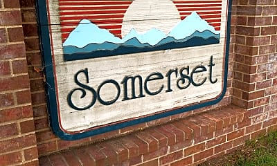 Somerset Apartment Homes, 1