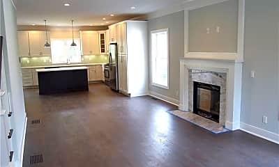Living Room, 64 Sterling St, 1